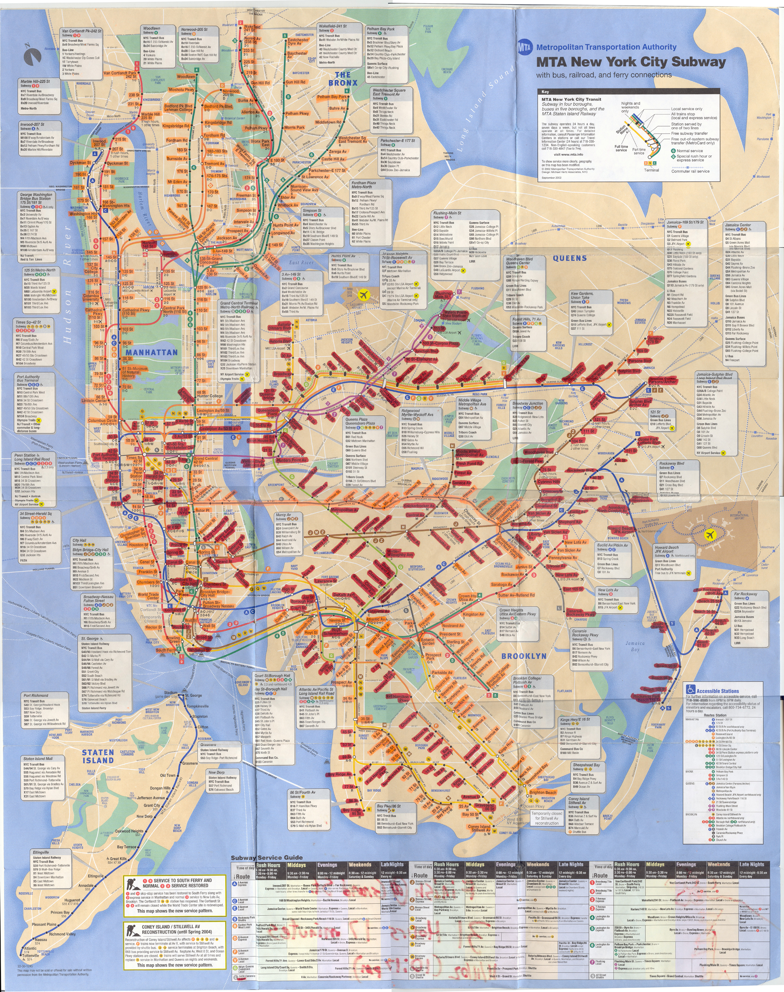 Nyc Subway Map Scan.Appealing Industries New Lots